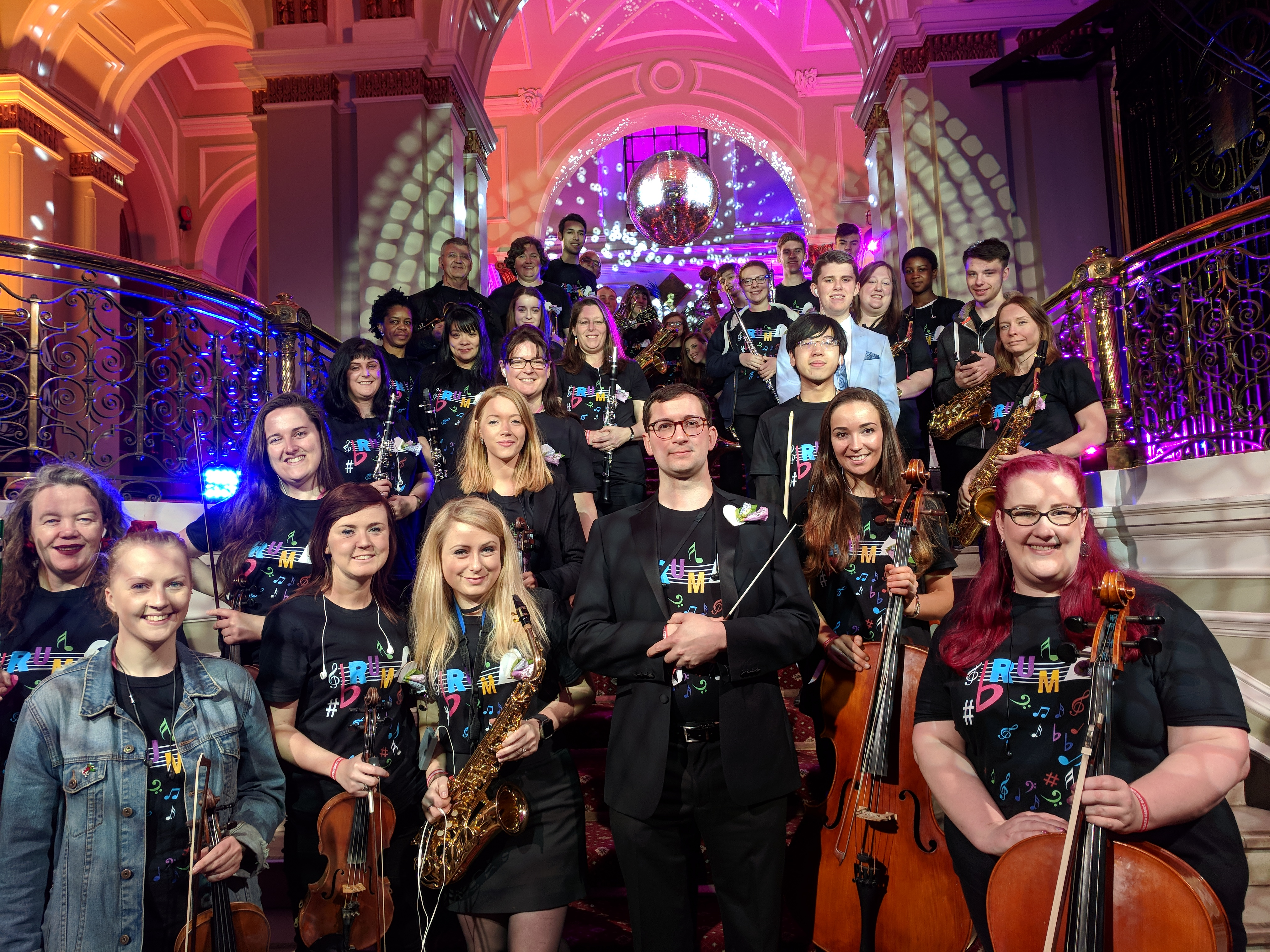 Volunteering Opportunities – The People's Orchestra