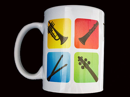 Mug (Multiple Styles)