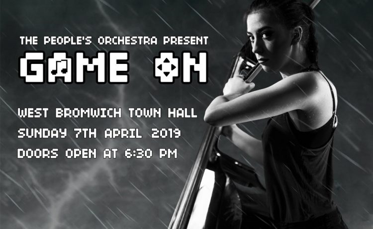 Get your controllers ready for The People's Orchestra!