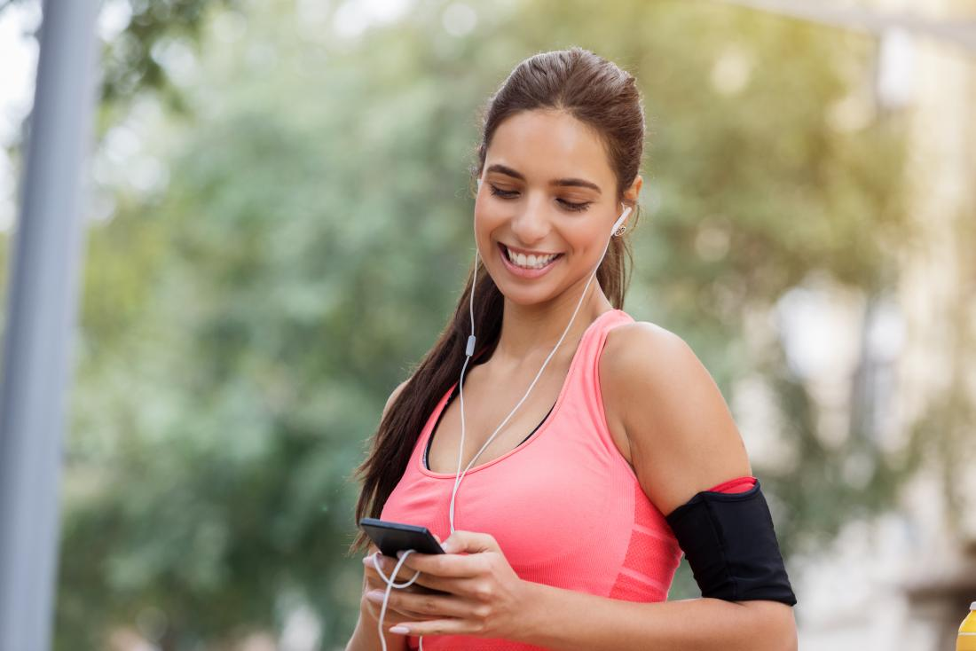 Music makes us enjoy exercise more