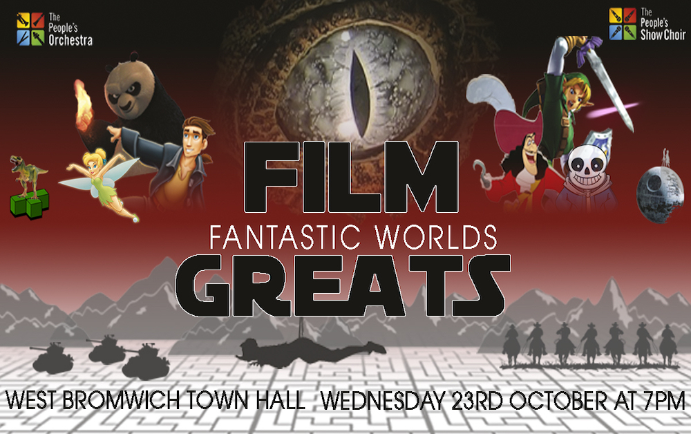 Film Greats: Fantastic Worlds