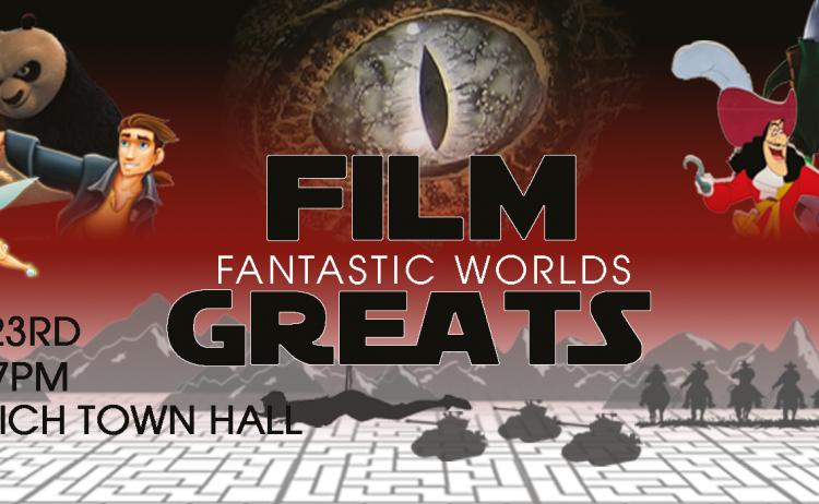 Film Fantastic Worlds Greats Insight By Carol