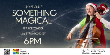 Orchestral Christmas Concert: Something Magical