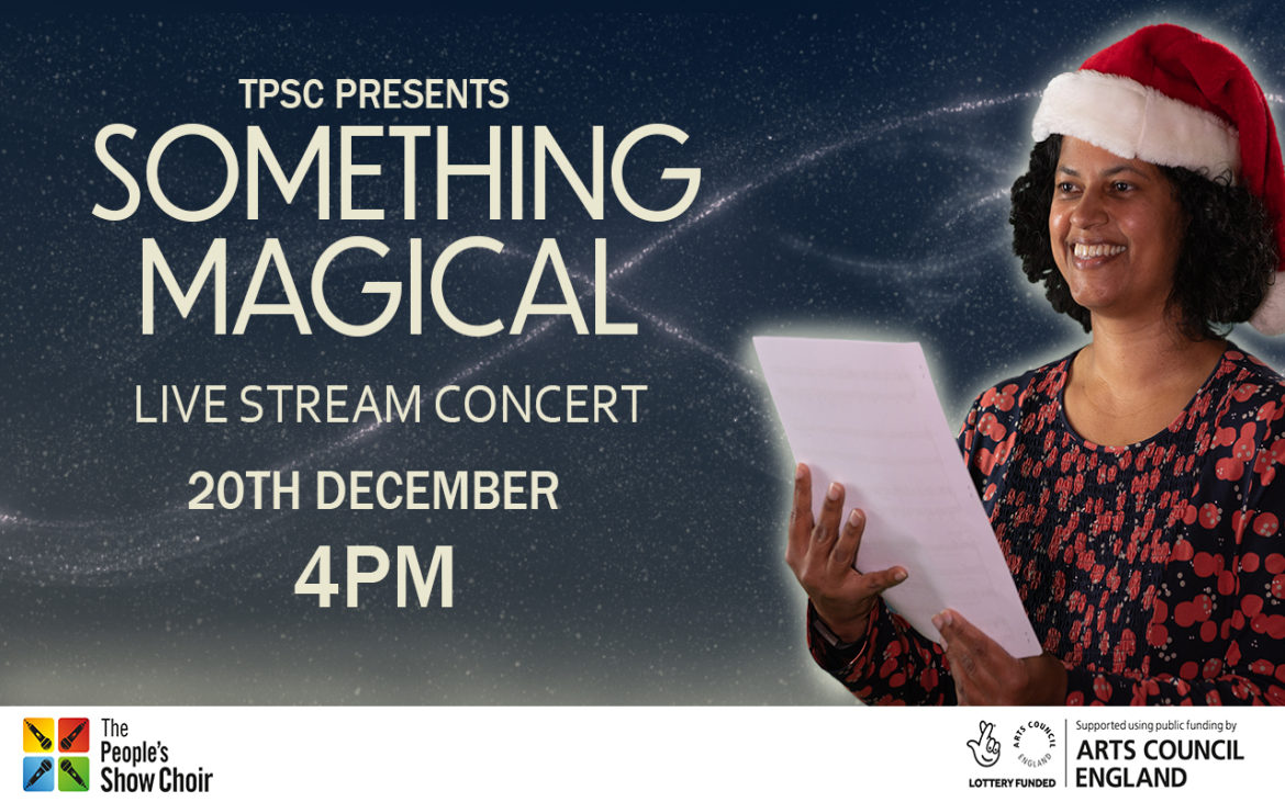 Choral Christmas Concert: Something Magical