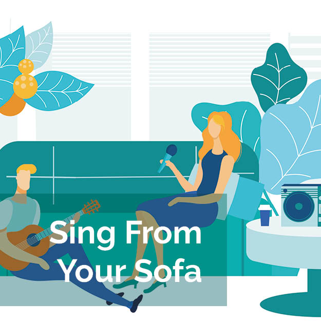 Sing From Your Sofa