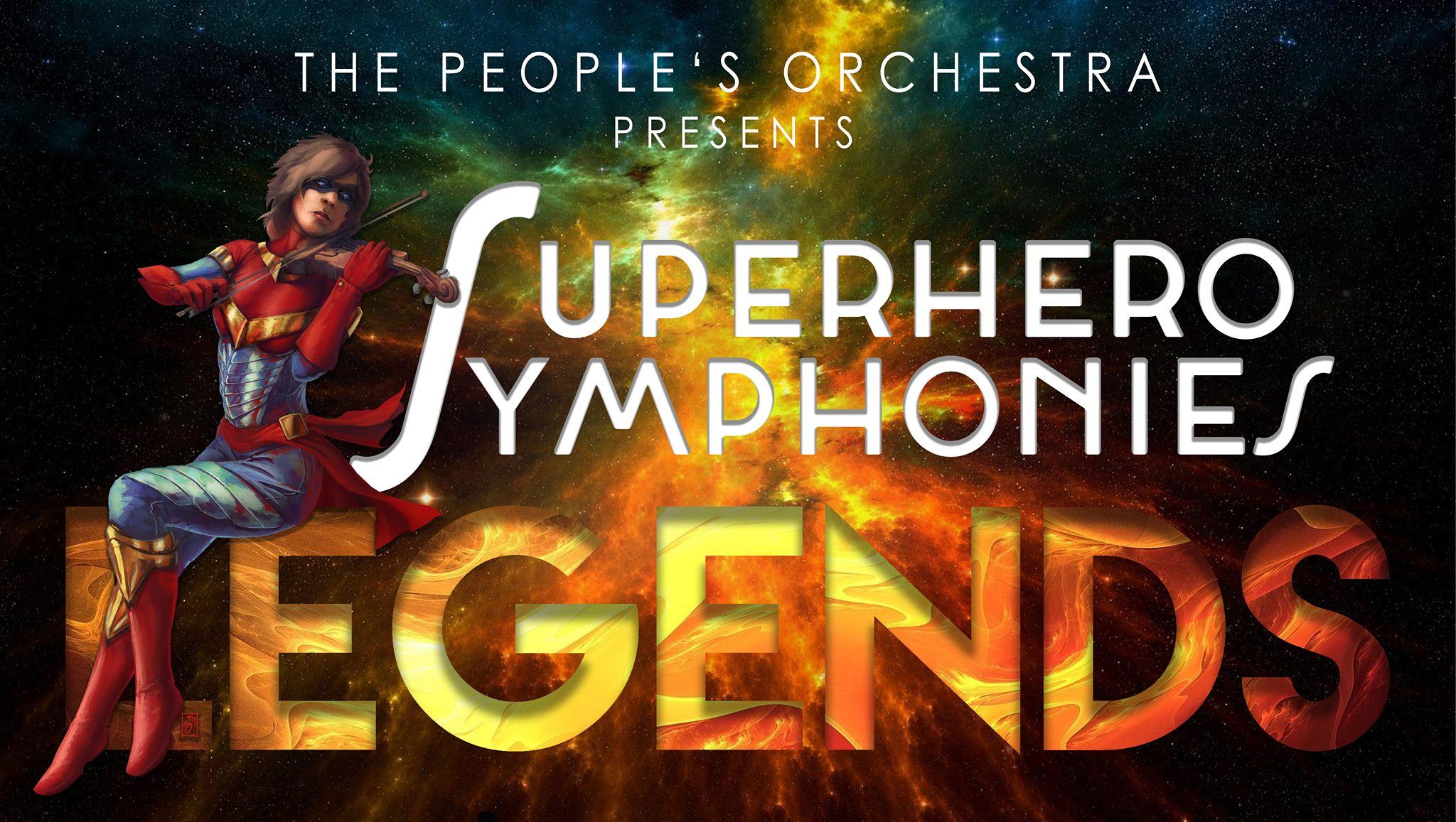 Superhero Symphonies