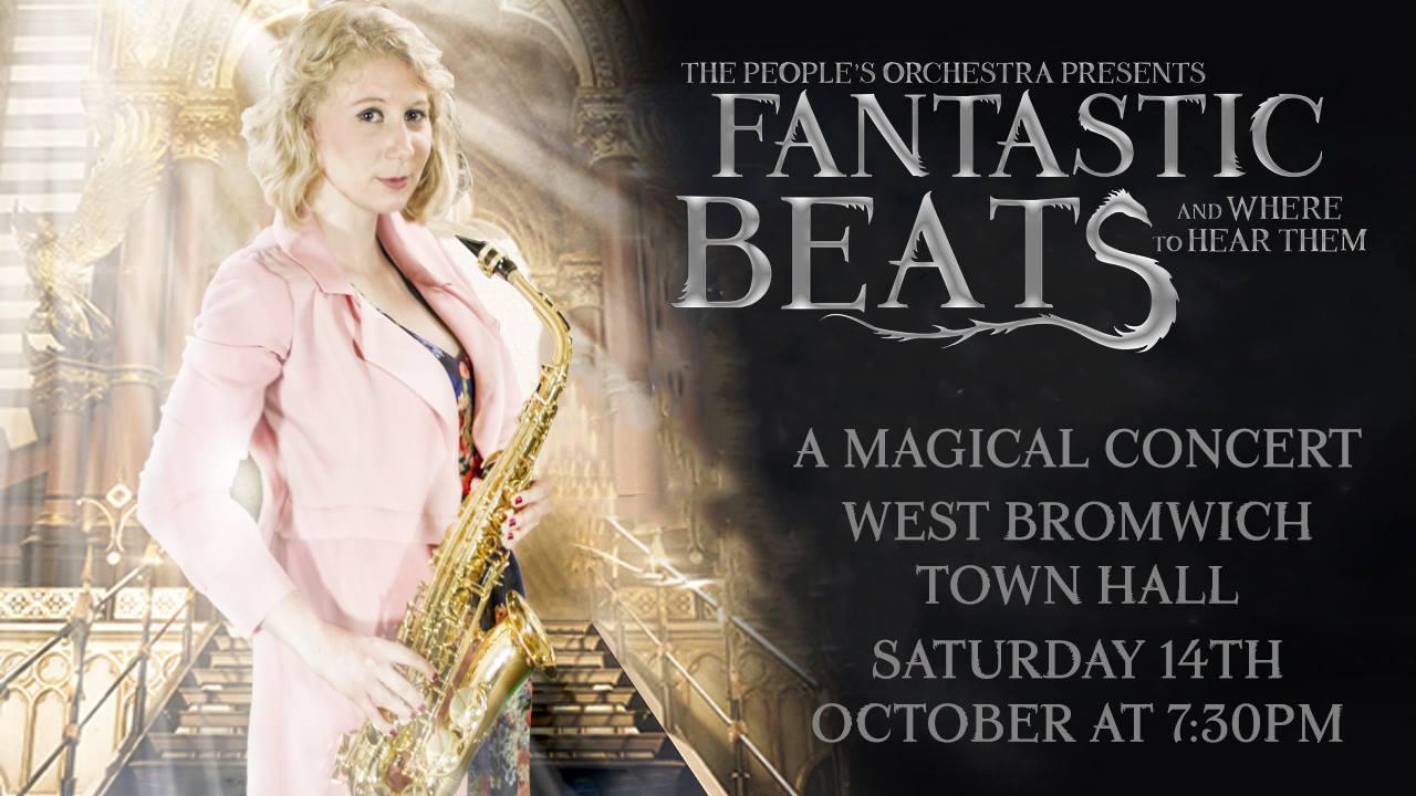 Fantastic Beats Saxophone