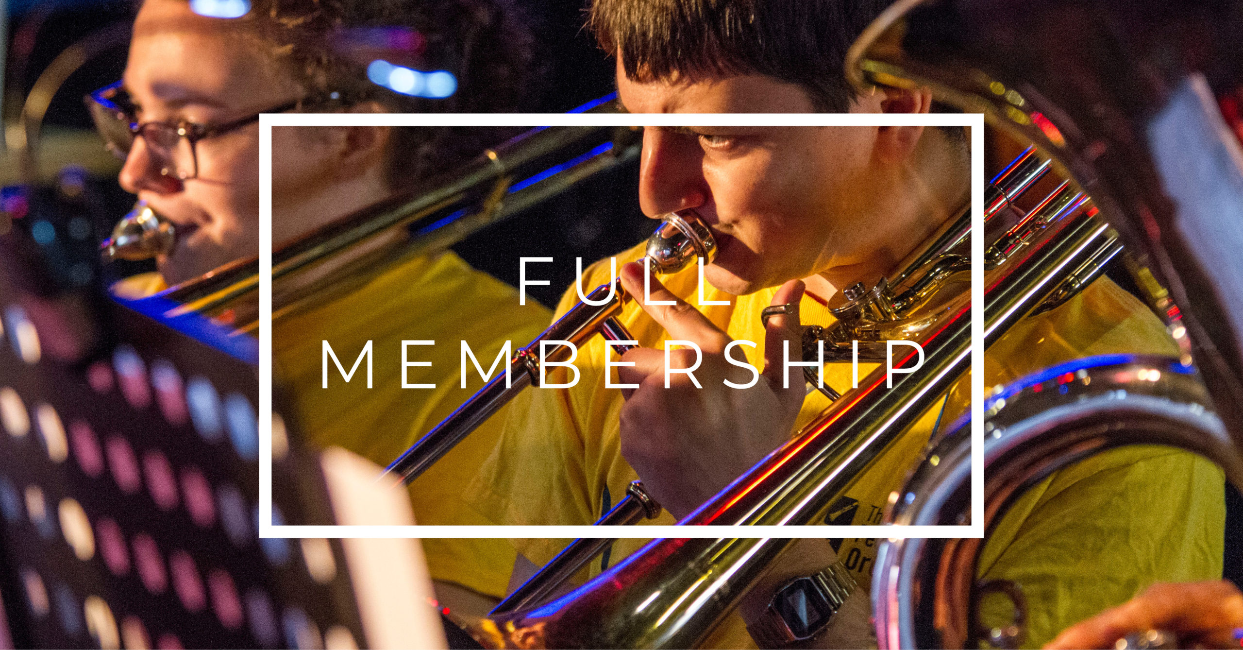 Orchestra Membership – Adult Full
