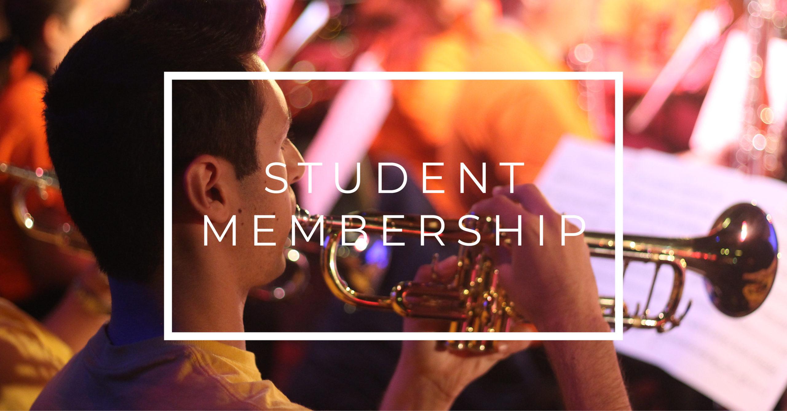 Rusty Membership – Student