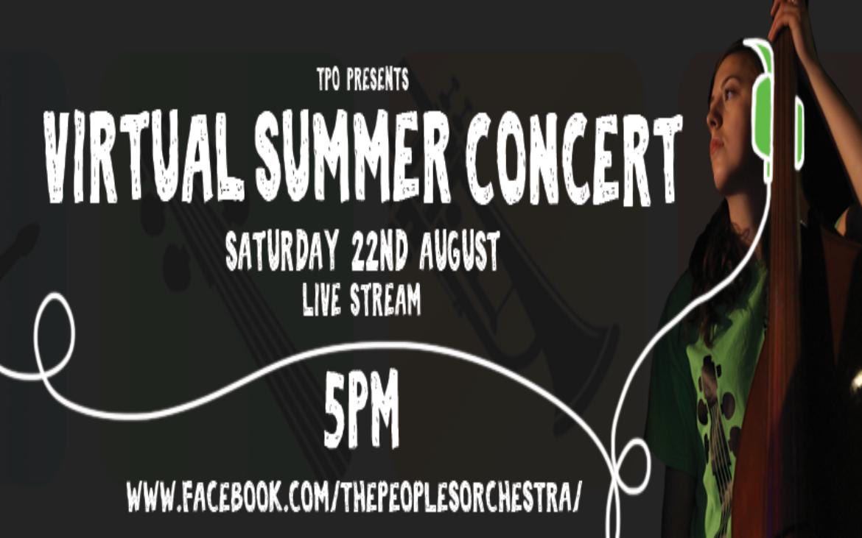 Legends Symphonica – Virtual Summer Concert