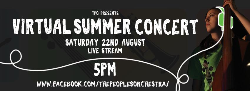 Virtual Summer Concert 2020