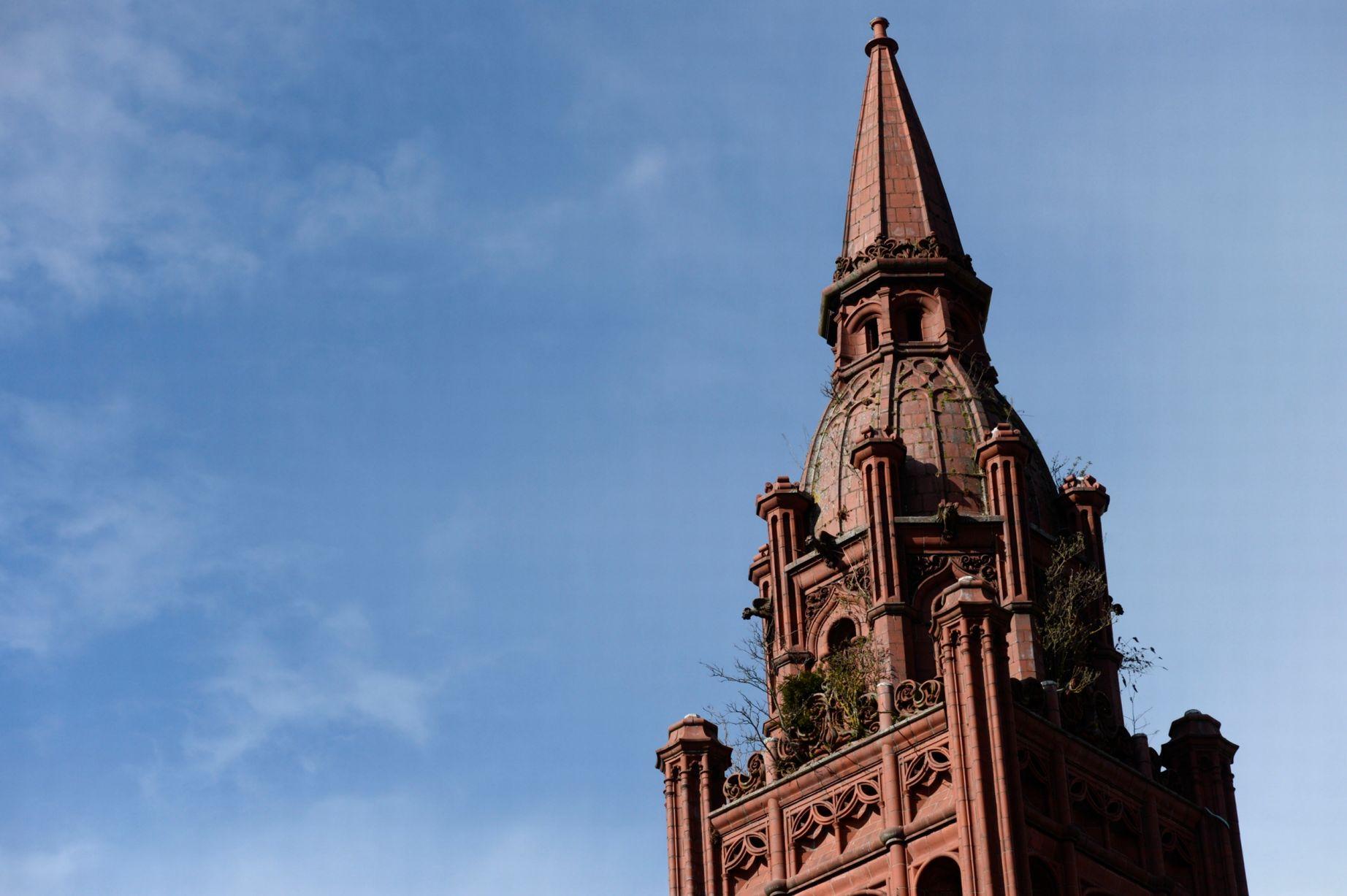 The Central Hall Spire Birmingham